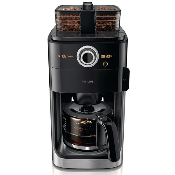 Philips Hd7762/00 Coffee Maker With Glass Jug Grind And Brew System : Philips Grind & Brew Coffee Maker HD7 (end 1/9/2018 6:19 PM)