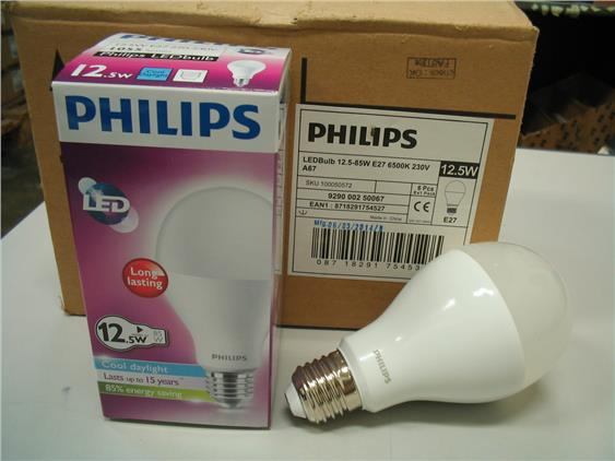 Philips LED 12.5w Cool Daylight (white) Latest Energy Saving Design