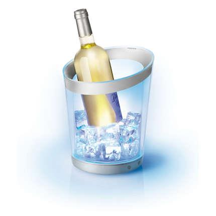 Philips LED Wine Cooler 69151
