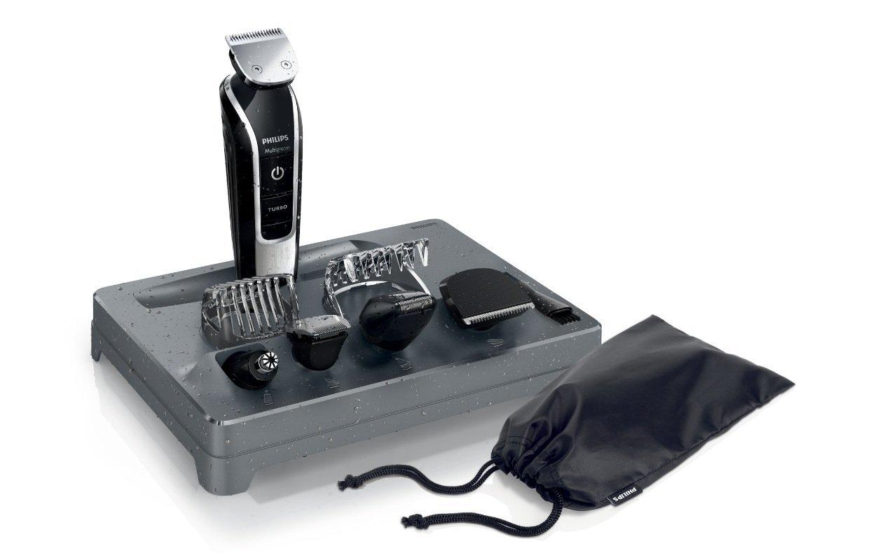 Philips MultiGroom Shaver Grooming Kit Series 5000 QG3371 (New)