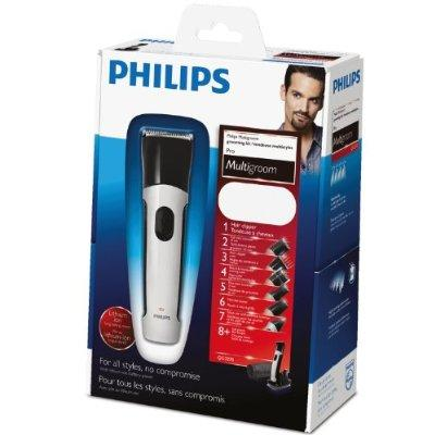 Philips Philishave QG3270 8 in 1 Hair Clipper Trimmer Shaver Multigroom Groom