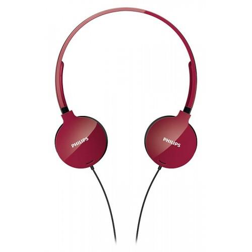 Philips SHL1700RD/98 Lightweight Headphone