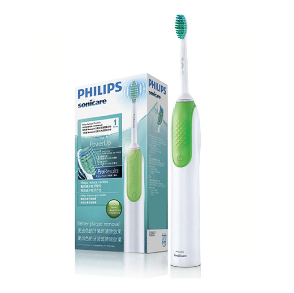 Philips SonicCare PowerUp Electric Toothbrush HX3110 (New)