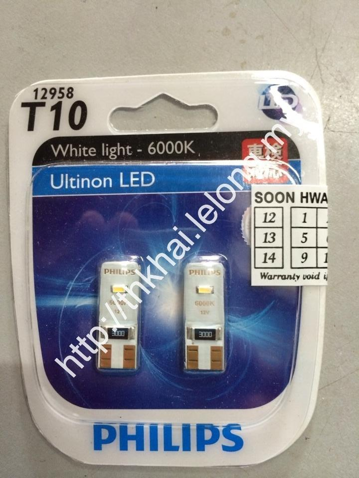 wts  100  genuine philips  u0026 osram car bulb