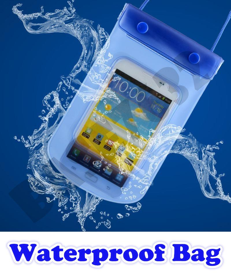 Phone PVC Waterproof Camera Phone Diving /Swimming Case Bag Pouch