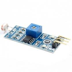 Photoresistor Light Sensor With Digital Output Module