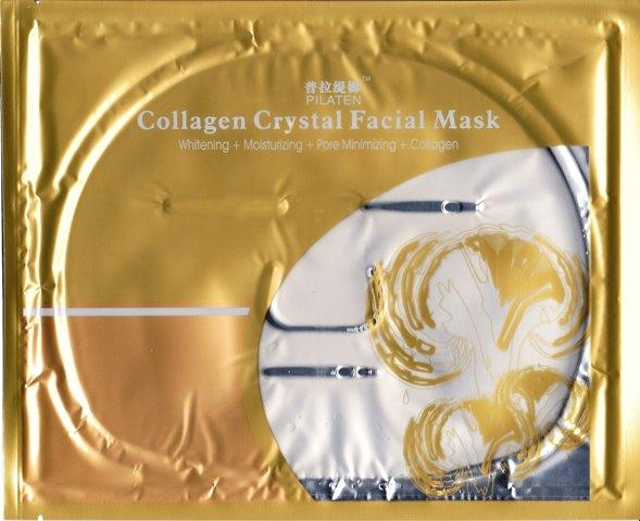 PILATEN~Collagen Crystal Facial Mask 10466