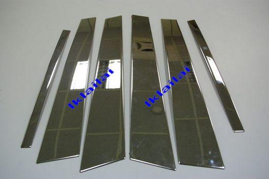 Pillar Cover Chrome W124 W202 W203 W204 W209 W210 W220 W221 W219