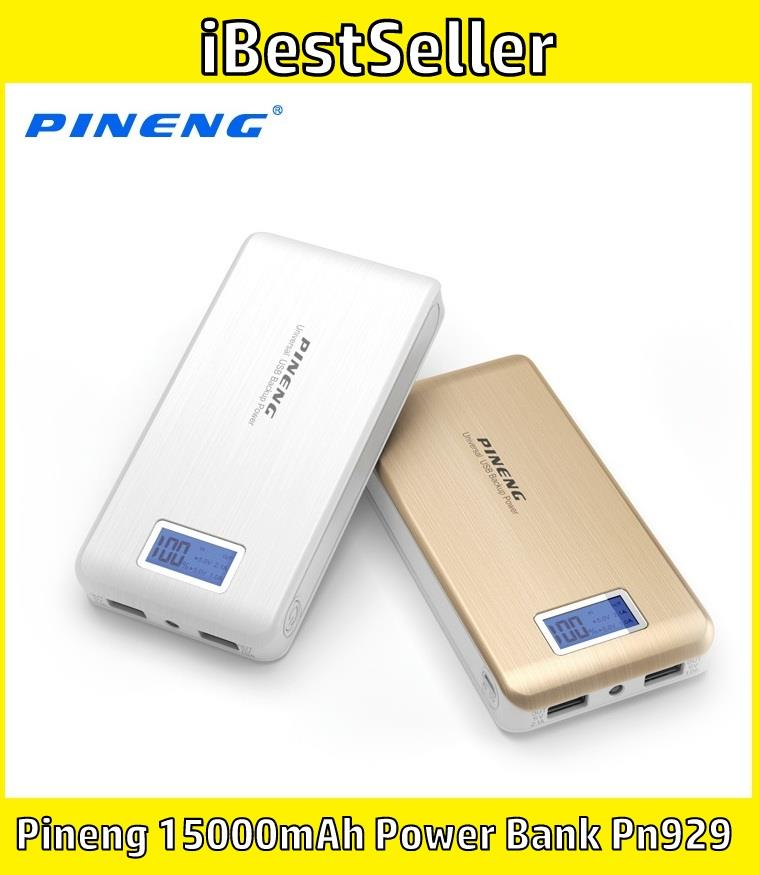 Pineng 15000mAh Power Bank PN929 15000mAh High Quality Power Bank