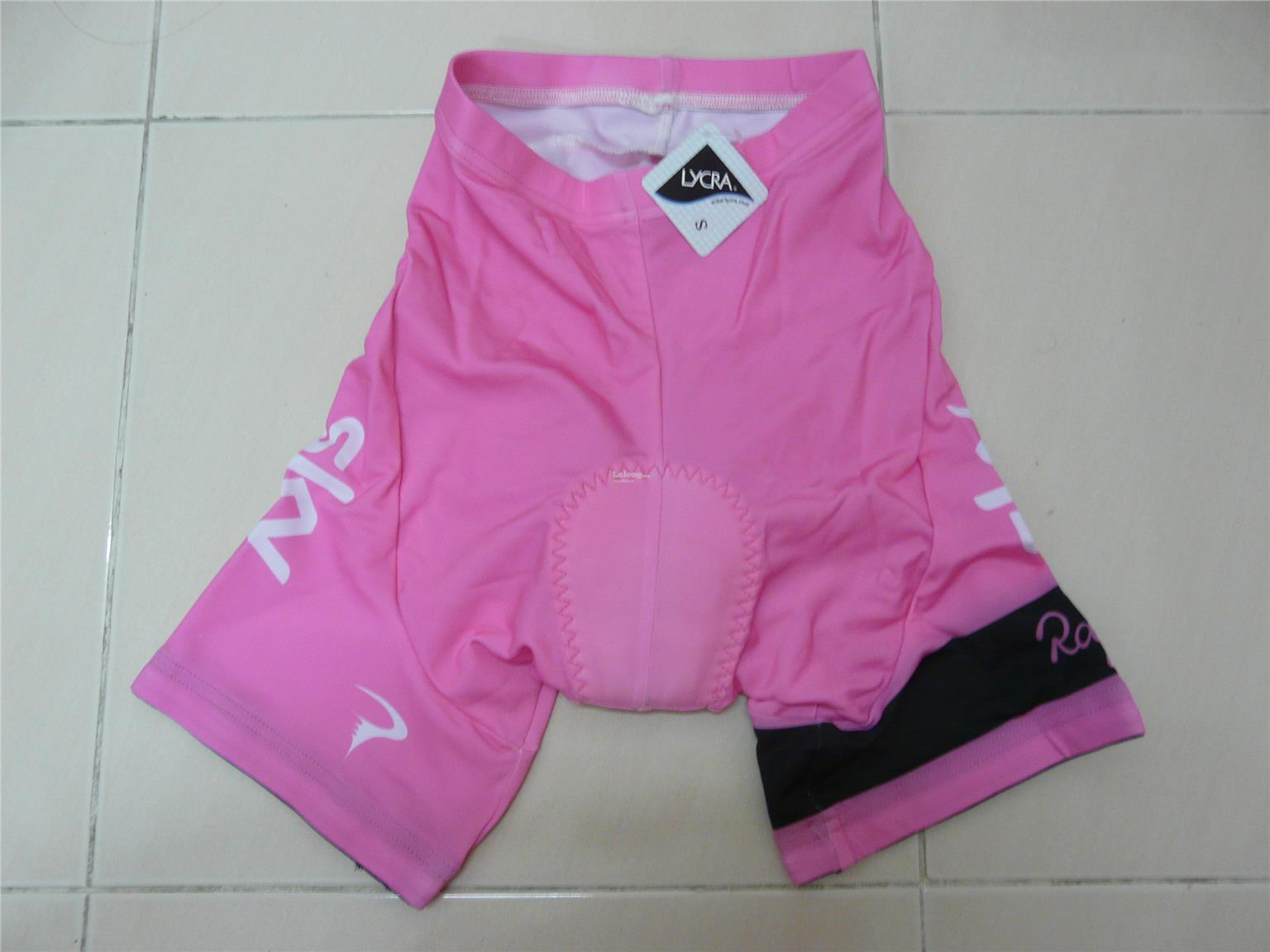 Pink Sky Female Cycling Shorts Size S (Clearance)