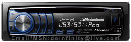 Pioneer Ipod Car Pioneer Deh-6350sd in Car