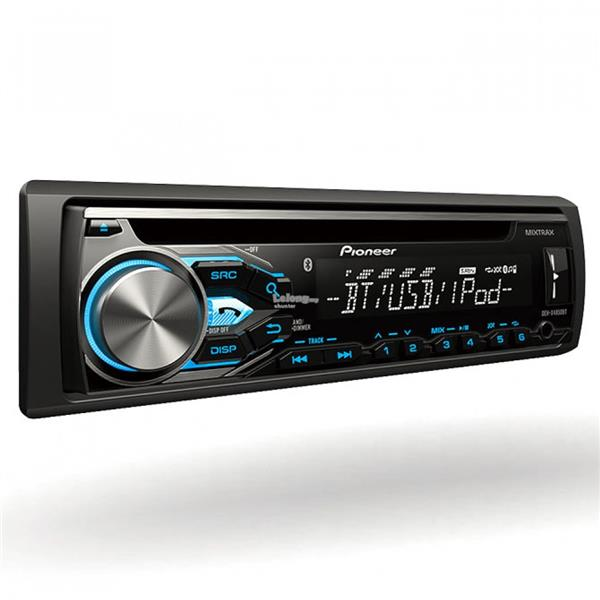 PIONEER DEH-X4850BT WITH MIXTRAX, BUILT-IN BLUETOOTH AND USB