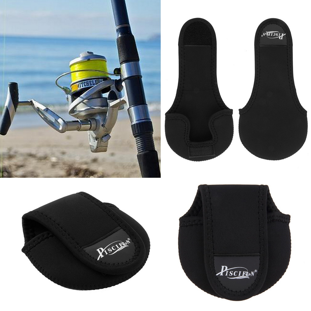 Piscifun Baitcasting Fishing Reel Storage Bag Protective Cover Case Po..