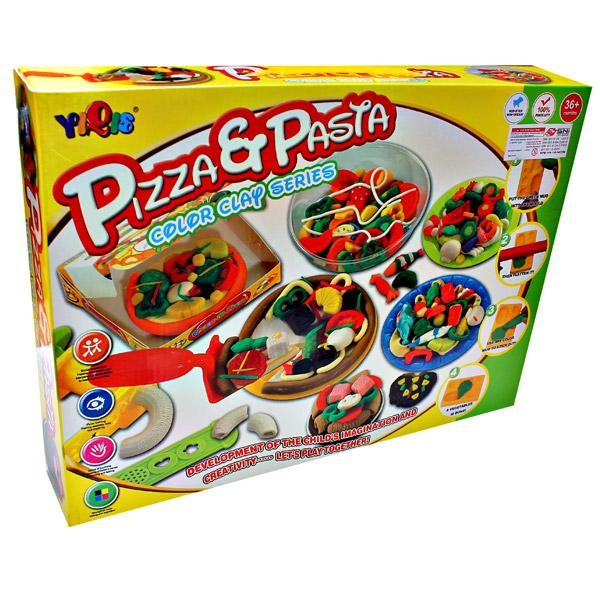 PIZZA & PASTA COLOR CLAY SERIES