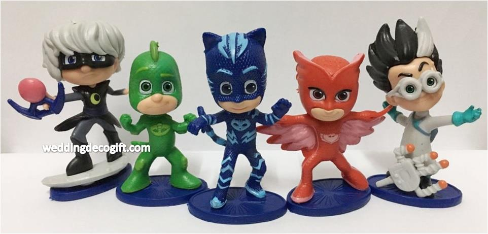 Pj Masks Cake Topper Toys Fi End 3 29 2018 11 15 Pm Myt