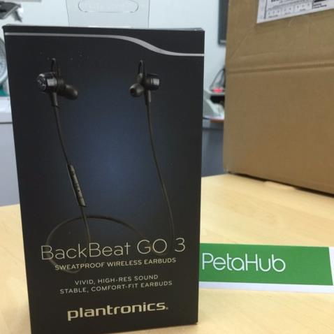 plantronics backbeat go 2 wireless earbuds manual