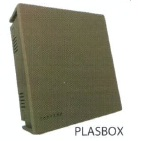 PLASBOX Paradox ABS Plastic Box Housing for Alarm Panel