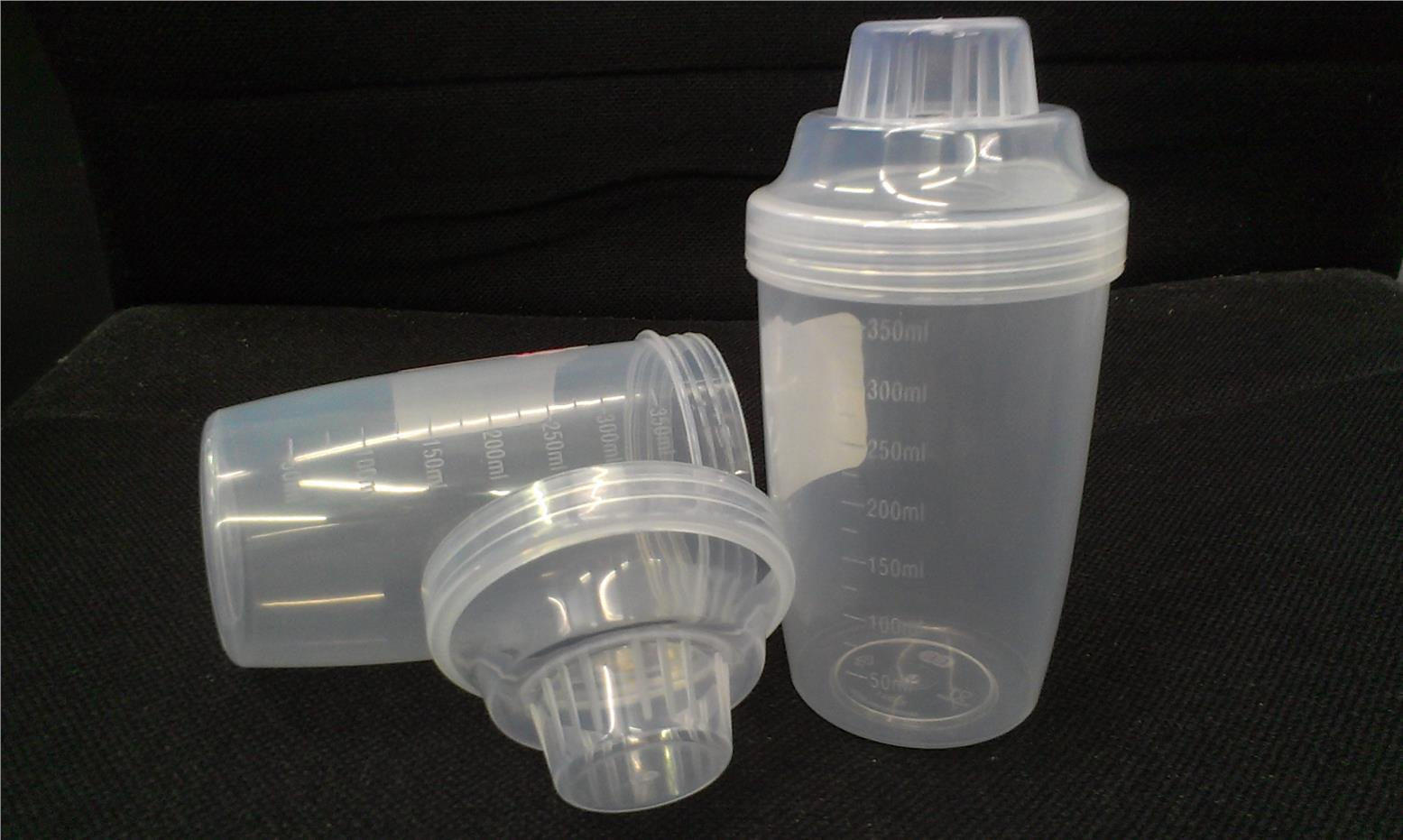 Plastic Shaker 350ml
