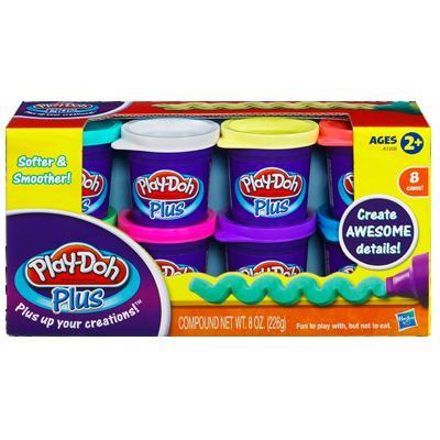 New Play-Doh Plus 8-Pack Variety