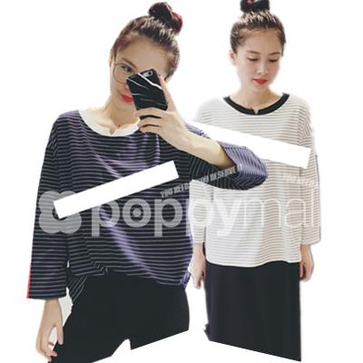 [PM-1772-6528] Fashion Woman Casual Wear Stylish Casual Top