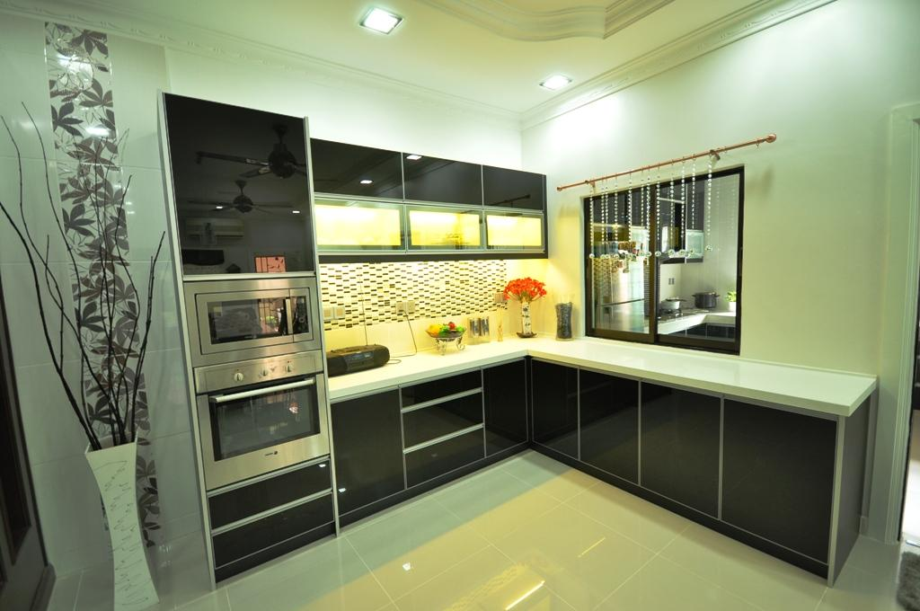 Kitchen cabinet price malaysia 2012 for Kitchen cabinet murah