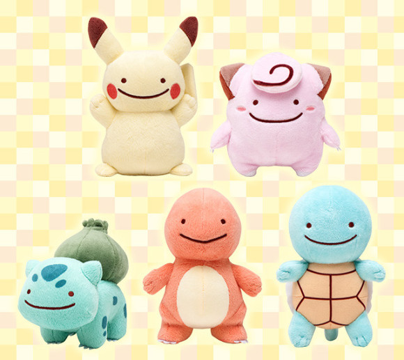 Pokemon Charmender/Pikachu/Squirtle/Bulbasaur plush toy 20cm-50cm