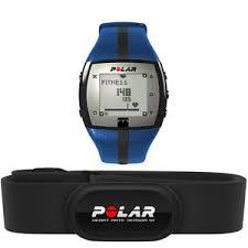 Polar FT7 Blue Heart Rate Calorie Workout Fitness