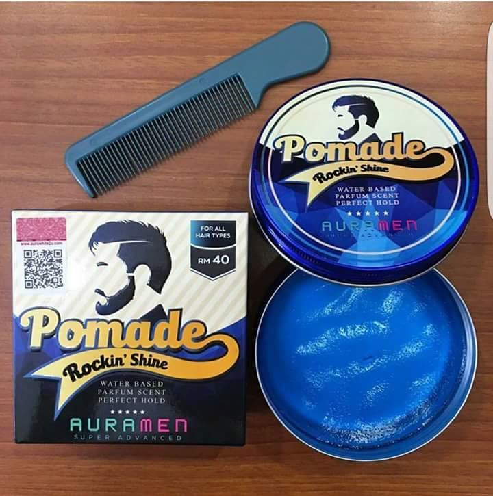 Image result for AURAMEN POMADE