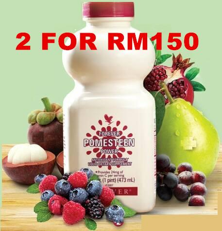 Forever Pomesteen Power ( 2 FOR RM150 )