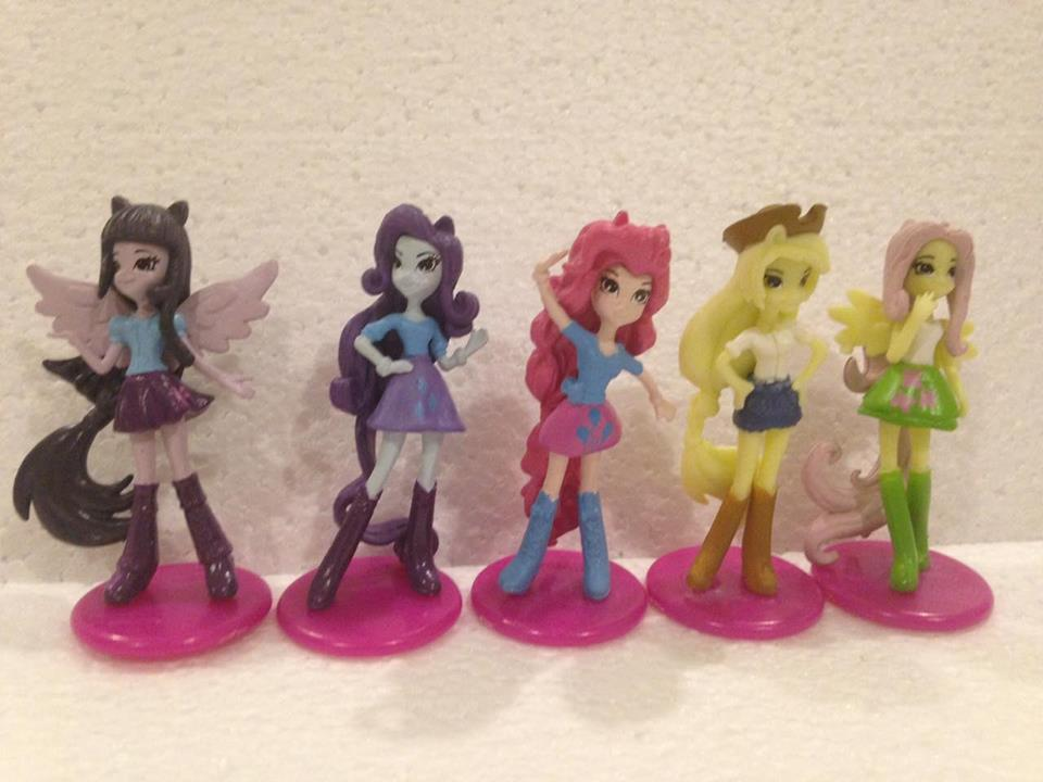 My Little Pony Equestria Girls Toy Figures