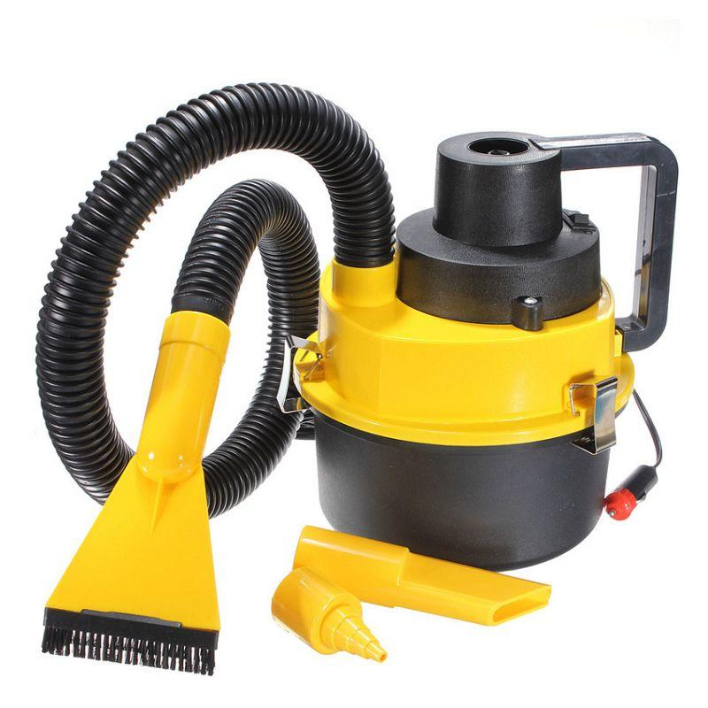 Portable 12v Wet And Dry Vacuum Cleaner Hoover Air Pump