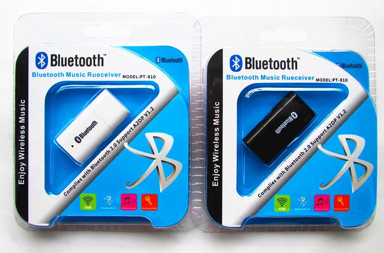PORTABLE BLUETOOTH WIRELESS USB AUDIO MUSIC RECEIVER (UM4043)