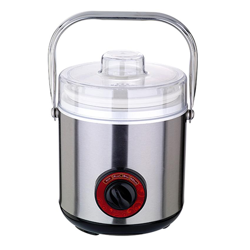 Electric Stock Pot ~ Portable ceramic cooker stainless st end pm