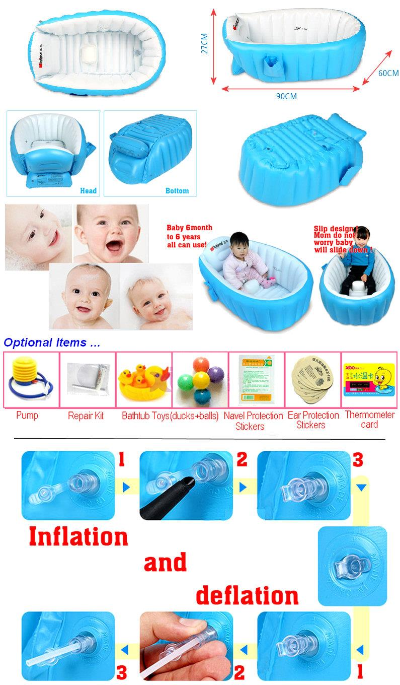 portable inflatable baby bath tub end 3 11 2015 12 55 pm. Black Bedroom Furniture Sets. Home Design Ideas