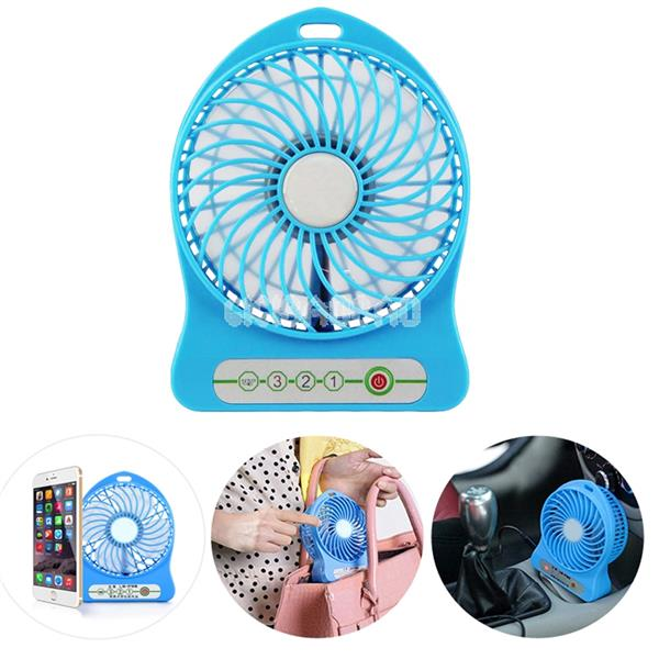 Image result for portable lithium battery fan