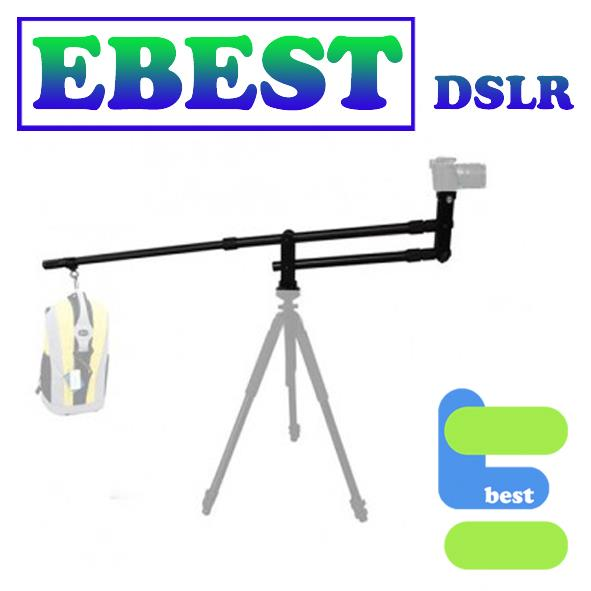 Portable Simplifie Travel Video Maker Mini Jib Arm/ Crane 80cm