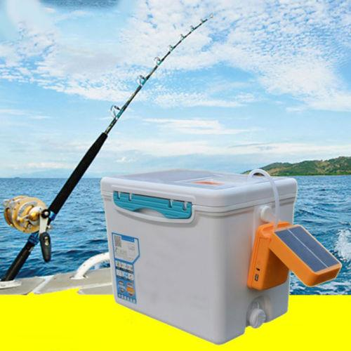 Portable solar power pond oxygenator end 8 6 2017 11 15 am for Pool pump for koi pond
