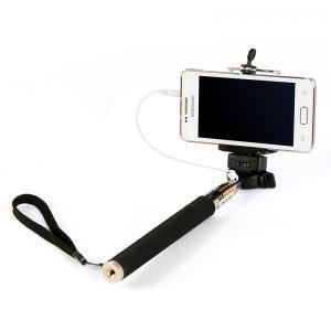 Portable & Stretchable Monopod with Wyre