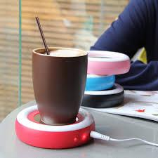 Portable USB Powered Cup Mug Warmer Coffee /Tea Drink Heater Pad