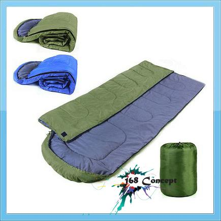 Portable and Water Resistant Sleeping Bag for Camp (end 1 ...