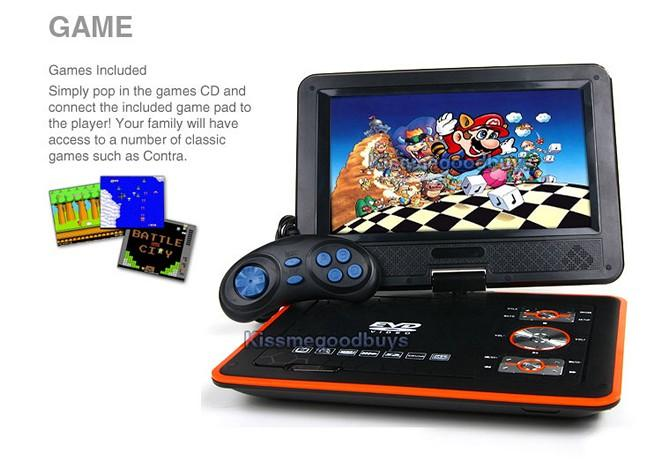 Portable wireless hd dvd player 300 end 6 13 2015 8 15 pm for Ptable games