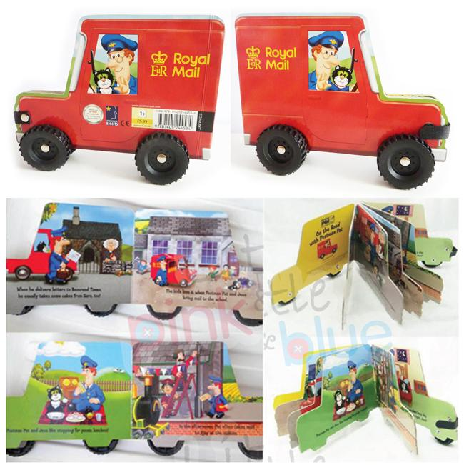 'Postman Pat's' - On The Road With Postman Pat