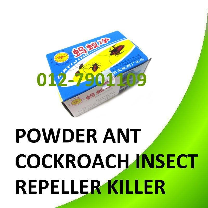 how to get rid of german cockroaches in my car
