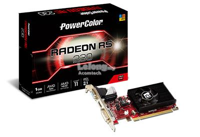 Powe rColor Radeon R5 230 1GB DDR3 HDMI