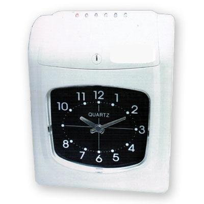 POWER ANALOG TIME CLOCK RECORDER FULLSET  + 3 YEARS WARRANTY