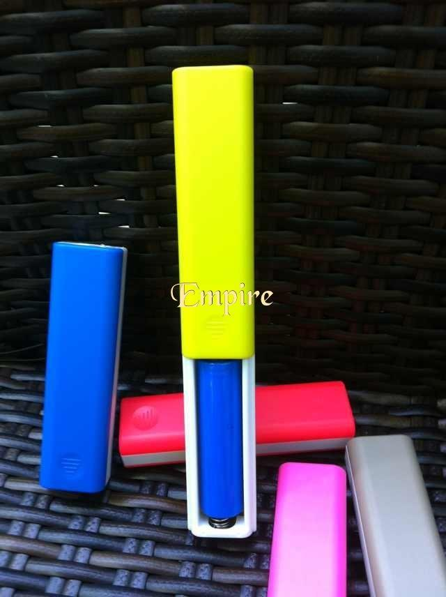 Power Bank 2600mAh 6 colours ,1 YEAR WARRANTY READY STOCK IPHONE 4S 5