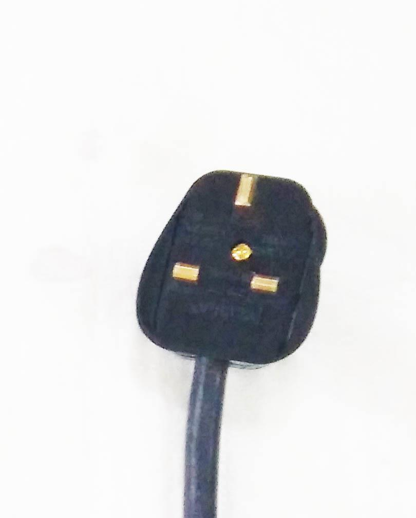 Power Cable Heavy Duty 1 male plug to 3 female splitter 3M -Malaysia