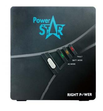 RIGHT POWER POWER STAR 1KVA UPS, POWERSTAR K1000P