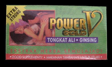 Power V Gold - Increase Your Sexual Stamina