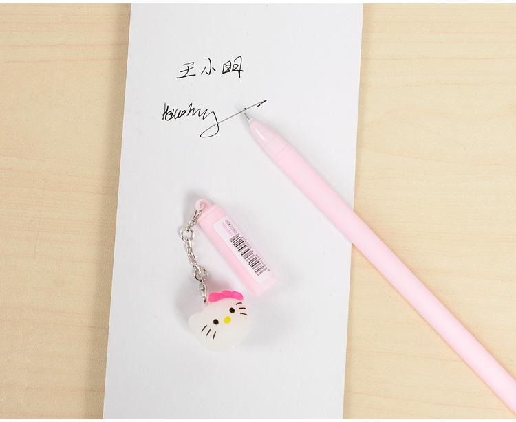 (Pre Order 1 Month) Hello Kitty Pen with Deco